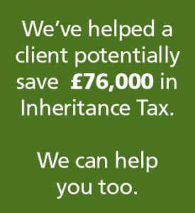 Inheritance Tax Sutton Coldfield